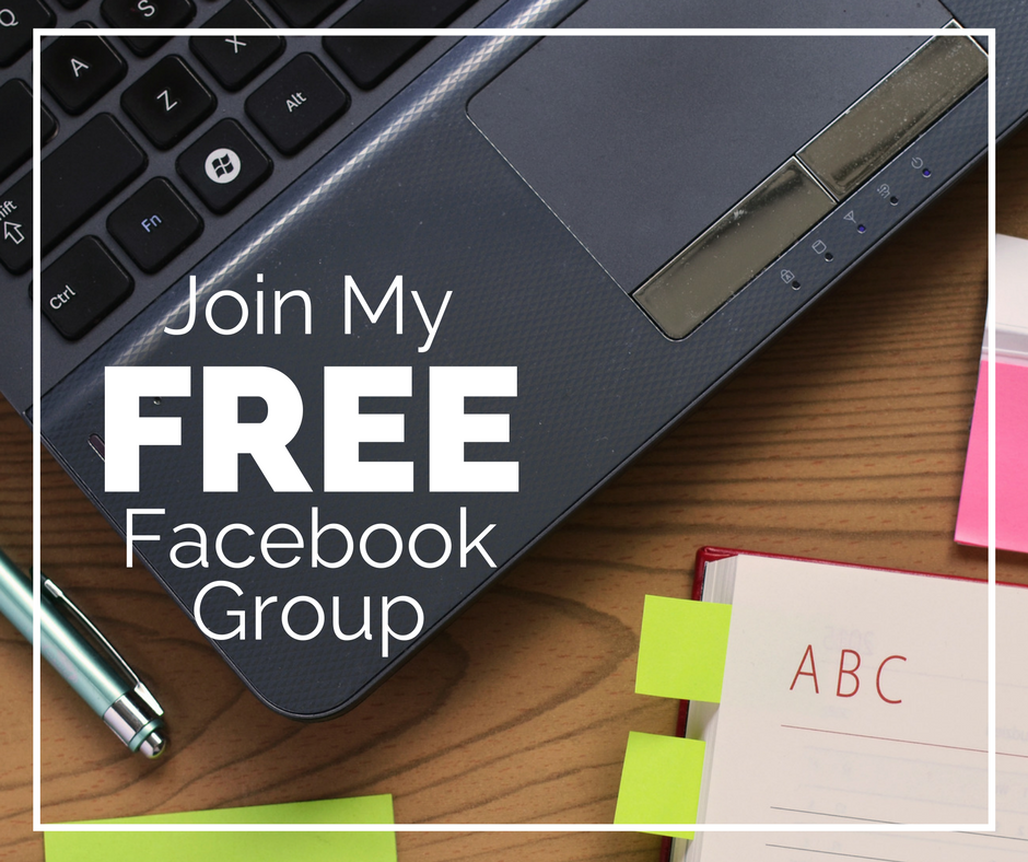 Join My Free FB Group: The Cents Community