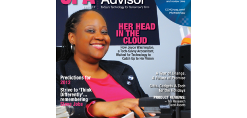 Her Head in the Cloud – CPA Practice Advisor