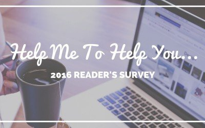 How Can I Help: The 2016 Reader Survey