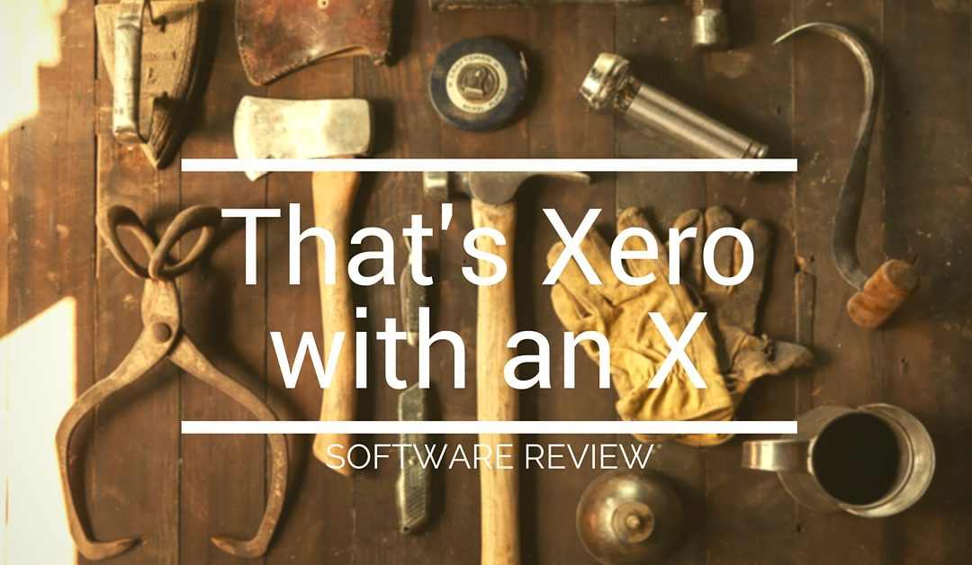 That's Xero with an X [Review]