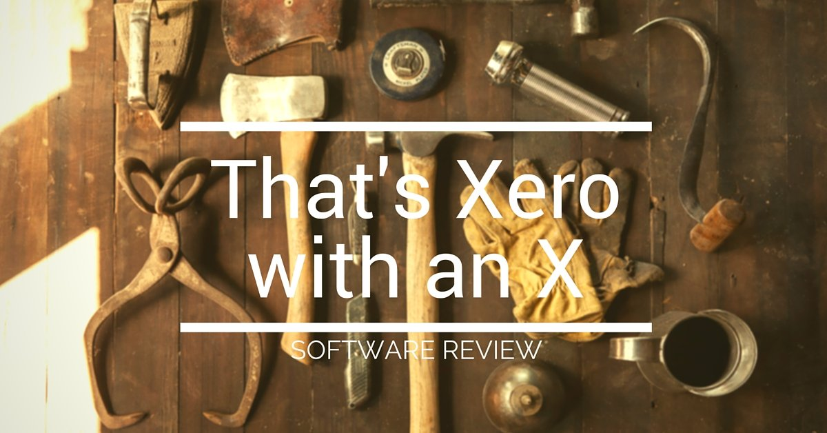 20160415 - Xero With An X