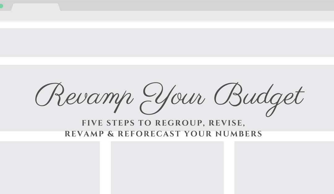 Revamp Your Budget