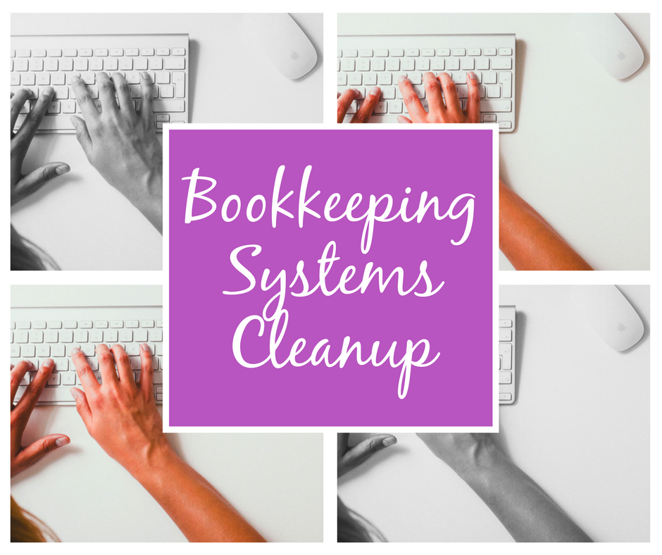 Bookkeeping Systems Cleanup