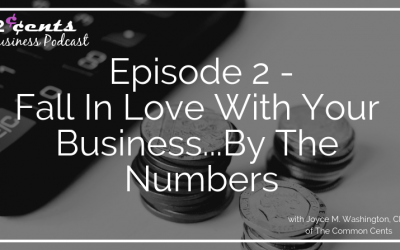 Episode 002 – Fall in love with your business…by the numbers