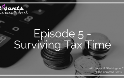 005 – Surviving Tax Time