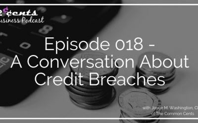 Episode 018 – A Conversation About Credit Breaches with Nikki Tucker