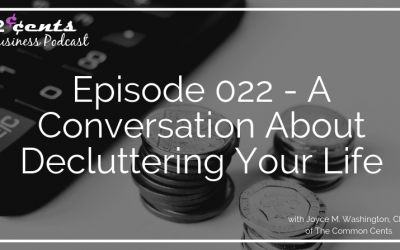 Episode 022 – A Conversation About Decluttering Your Life with Heather Clark