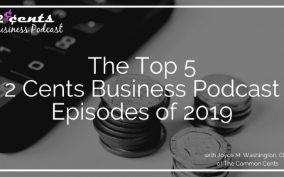 Countdown of Top 5 Podcast Episodes of 2019