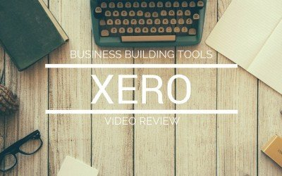 Business Building Tools – Tracking it all in Xero [Video]