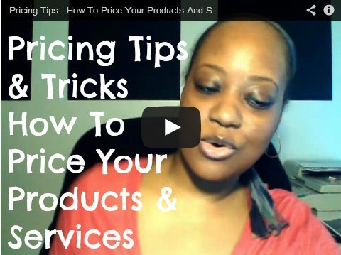 Pricing Tips & Tricks