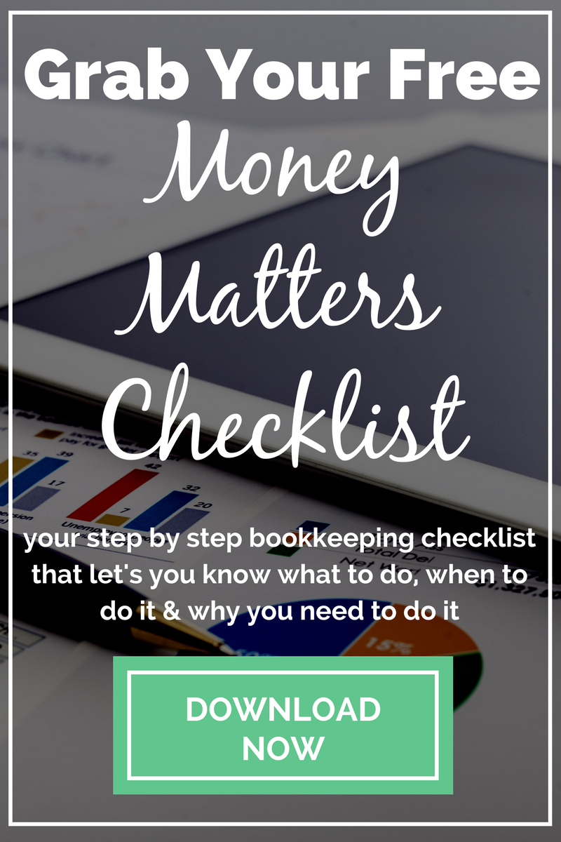 Grab Your Copy Of The Bookkeeping Best Practices Checklist - Download It Now!