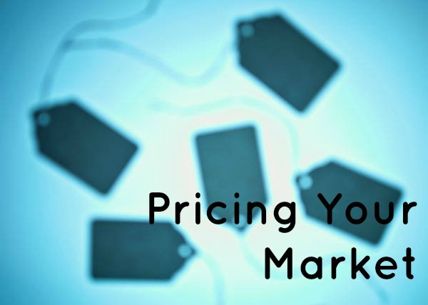 Pricing Your Market